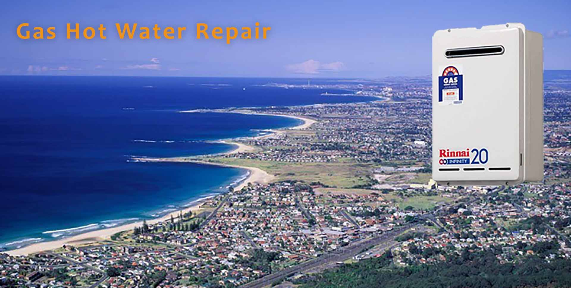 RW Jones Plumbing Repairing and installing gas hot water systems in Wollongong