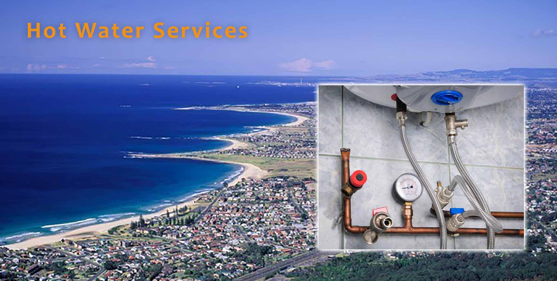 RW Jones Plumbing providing Hot Water Services in Wollongong