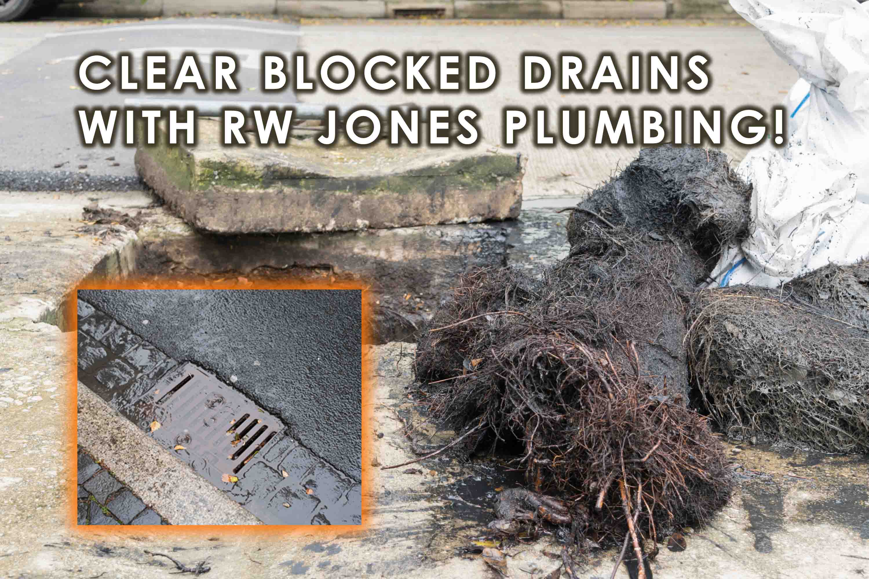 RW Jones Plumbing - Clearing Blocked drains in Wollongong and the Illawarra
