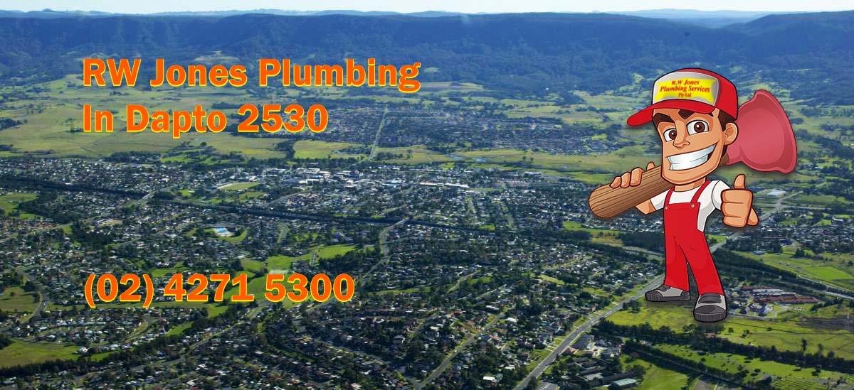 RW Jones Plumbing - Servicing Dapto 2530