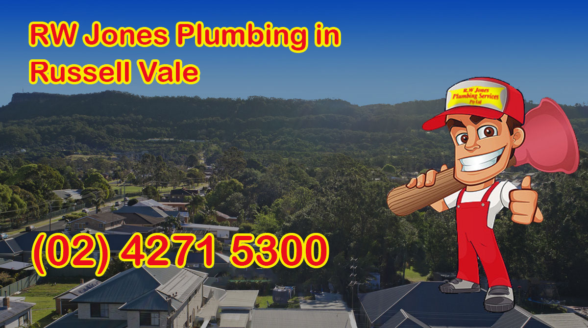 RW Jones Plumbing - Profesionall plumbing services in russell-vale