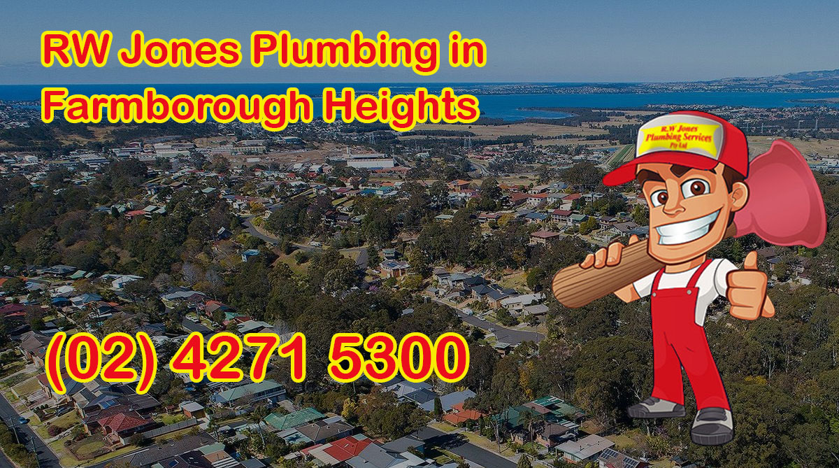 RW Jones Plumbing - Profesionall plumbing services in farmborough-heights