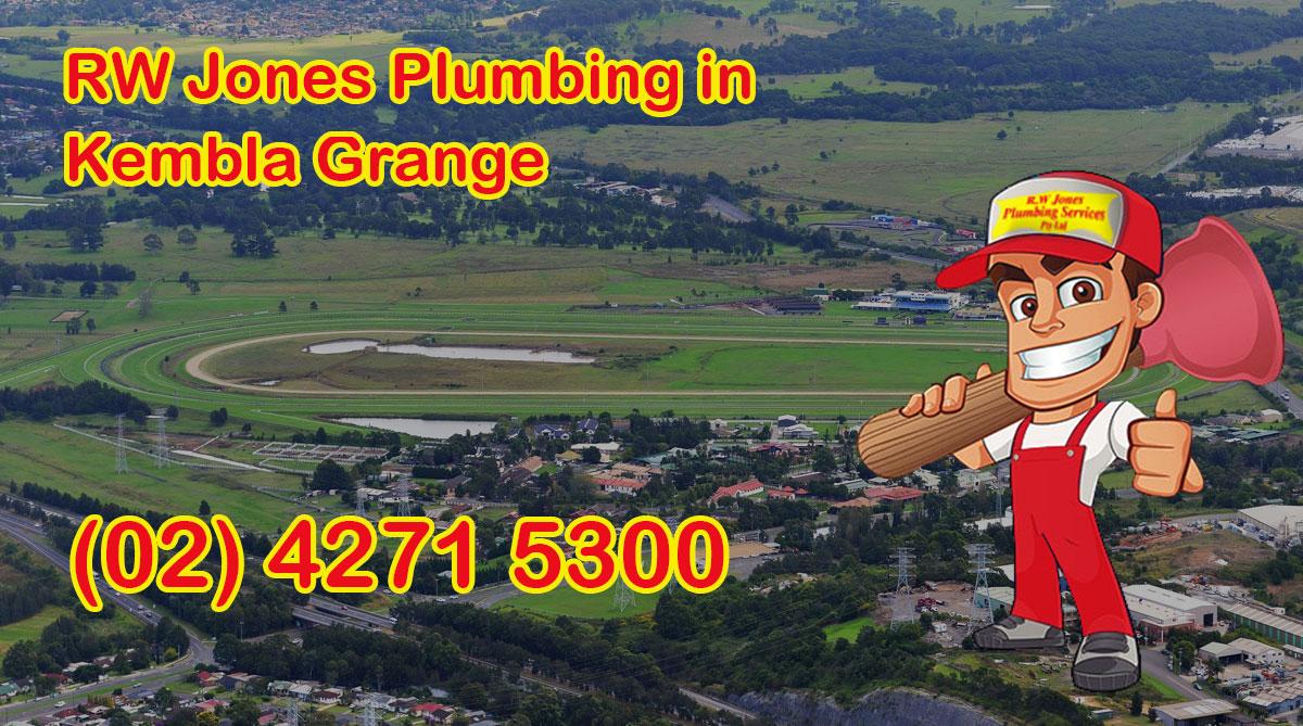 RW Jones Plumbing - Profesionall plumbing services in kembla-grange