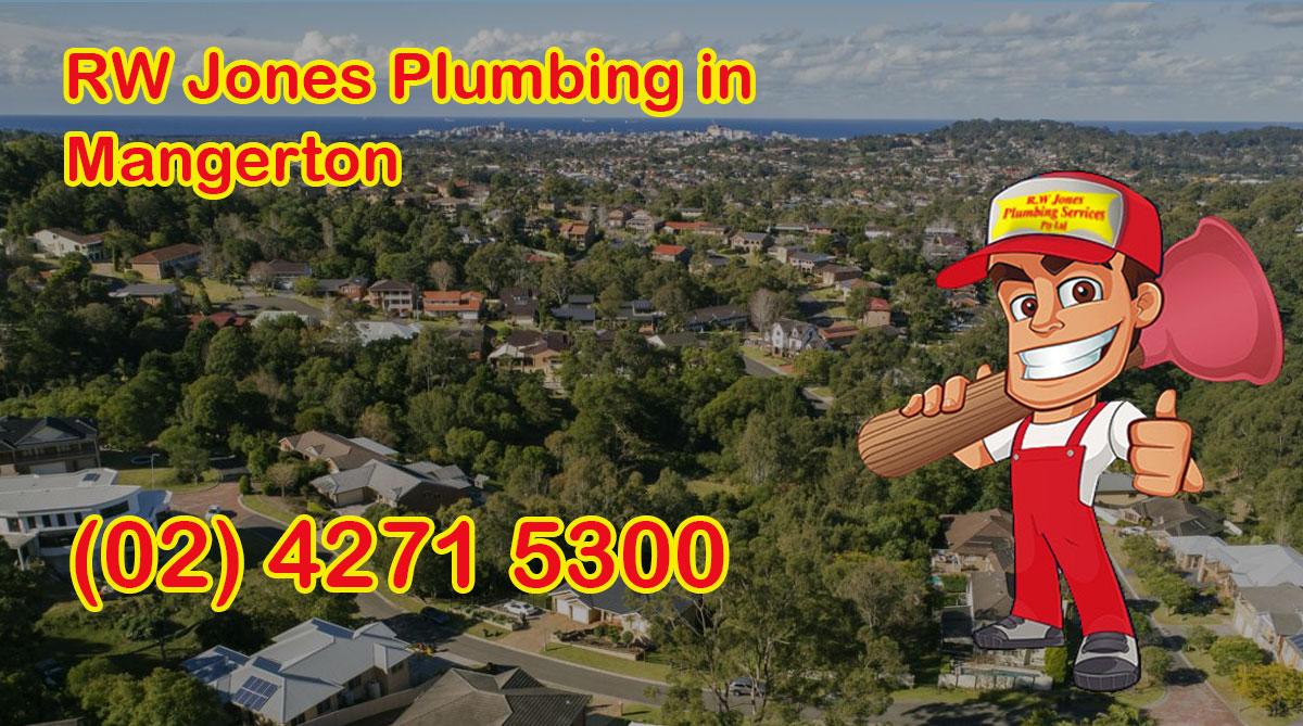RW Jones Plumbing - Profesionall plumbing services in mangerton