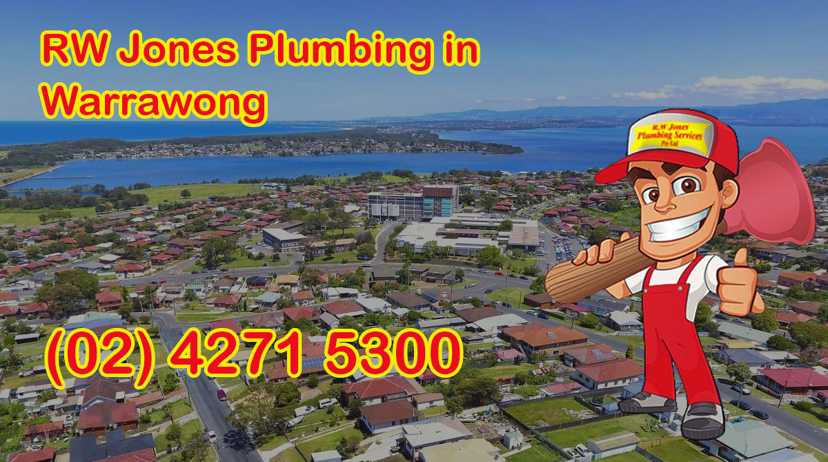 RW Jones Plumbing - Profesionall plumbing services in warrawong