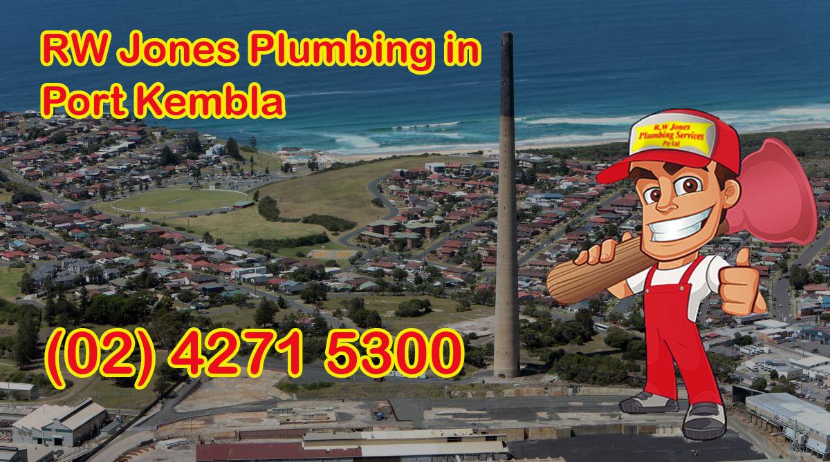 RW Jones Plumbing - Profesionall plumbing services in port-kembla