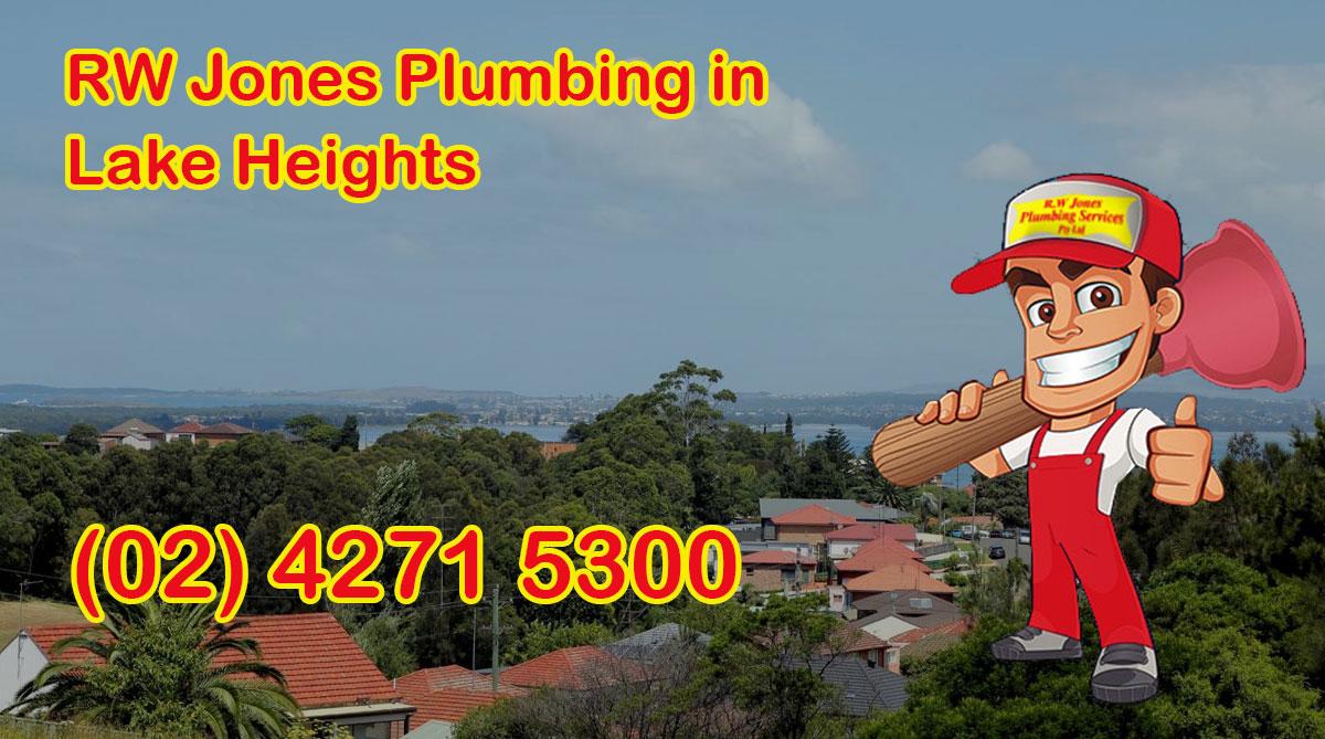 RW Jones Plumbing - Profesionall plumbing services in lake-heights