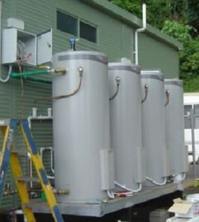 Hot Water Project